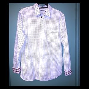 Button down Stars Shirt by Express